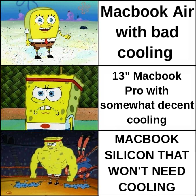 Macbook Air M1 Experience for a Software Engineer